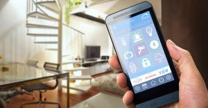smart phone automation electrical services installed